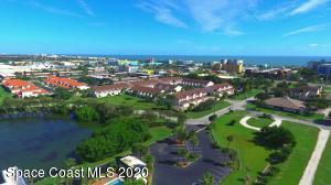 105 ESCAMBIA LANE UNIT 806, COCOA BEACH, FL 32931  Photo