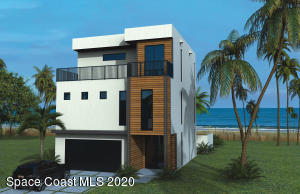 DIRECT Ocean NEW 3 Story VILLA with a plunge POOL and Private ELEVATOR. 4 BR 4.5 BA and a BONUS Room! Customize your oceanfront dream home...