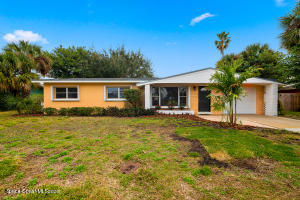 1207 Pawnee Terrace, Indian Harbour Beach, FL 32937