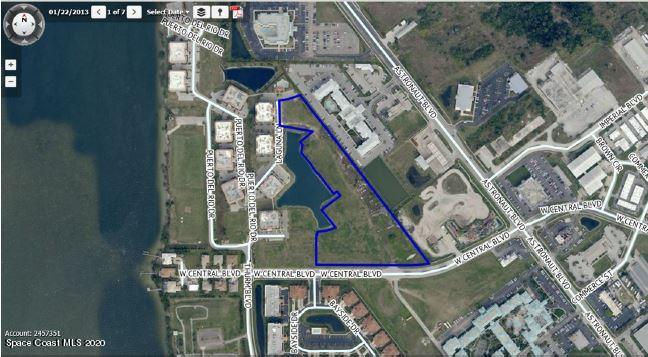 Details for 700 West Central Boulevard W, Cape Canaveral, FL 32920