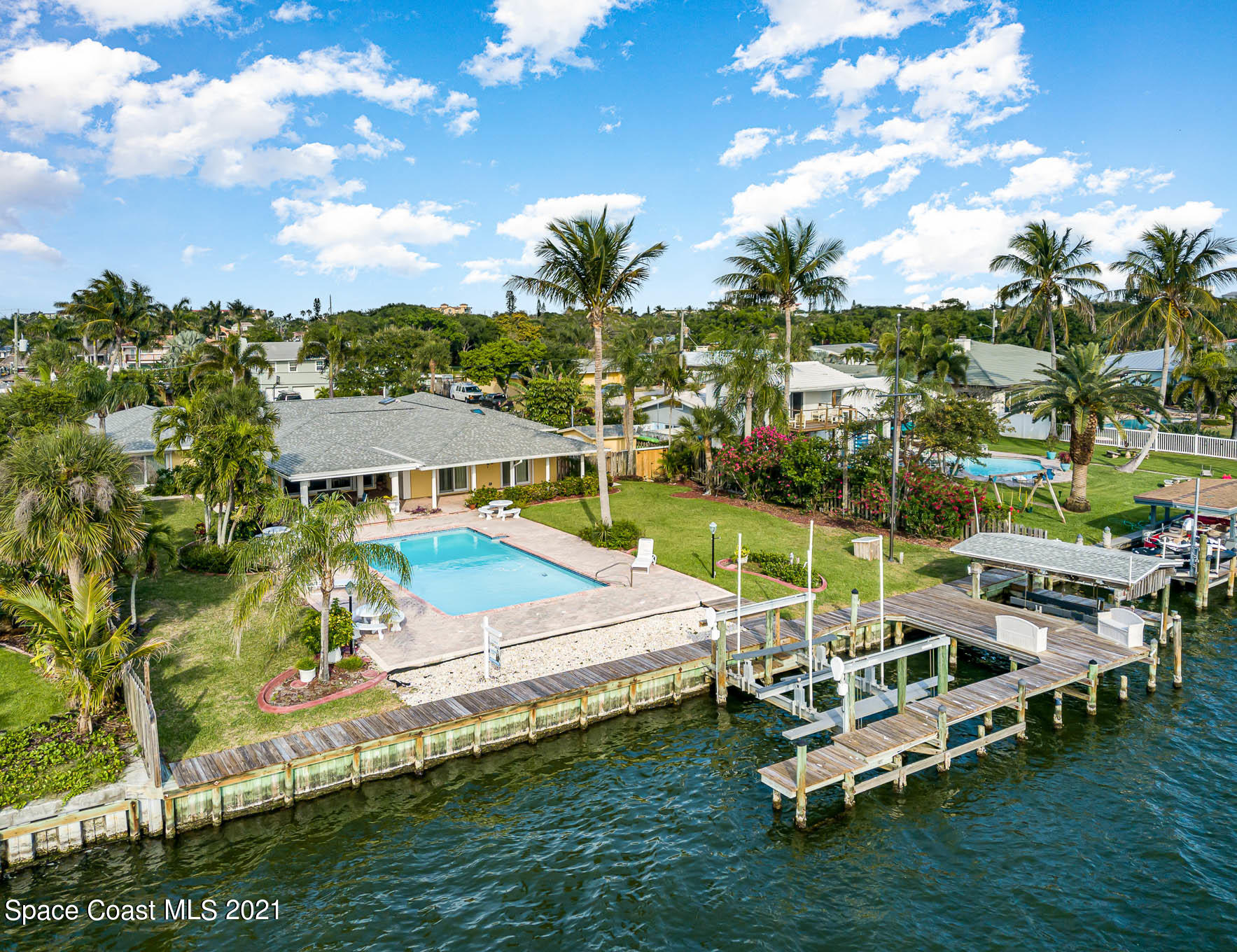 Photo of 25 West Point Drive, Cocoa Beach, FL 32931