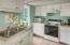 Fully stocked kitchen in bedroom #4
