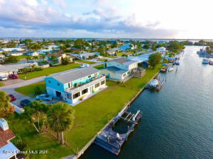 508 Eleuthera Lane, Indian Harbour Beach, FL 32937