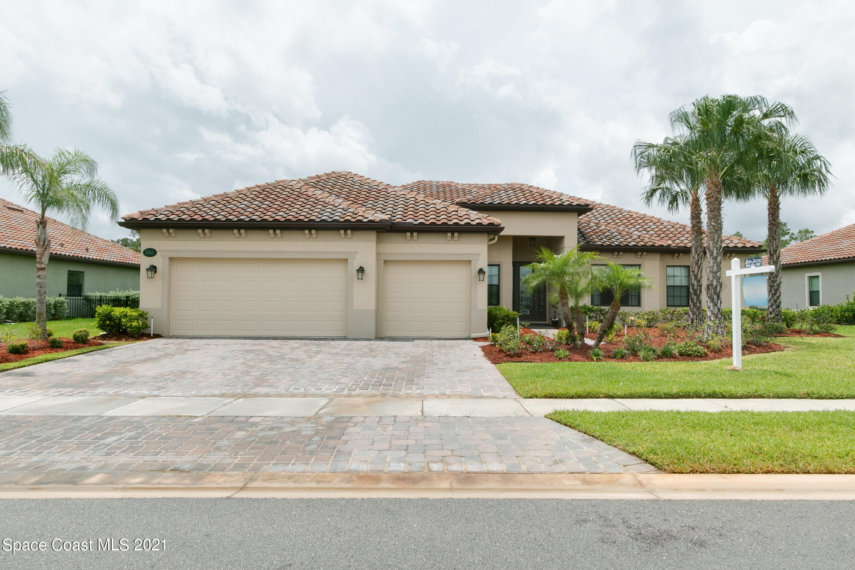 Details for 3363 Rushing Waters Drive, Melbourne, FL 32904