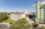 Penthouse unit with two balconies!! The only 2 bedroom/2 story unit in building!