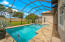 Solar Heated Salt Water Pool/Spa