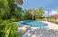 Gorgeous secluded pool area