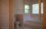 Master bathroom jacuzzi tub