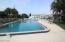 Pool with bathrooms