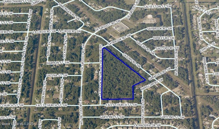 Listing Details for 000 Saybrook Road, Palm Bay, FL 32908