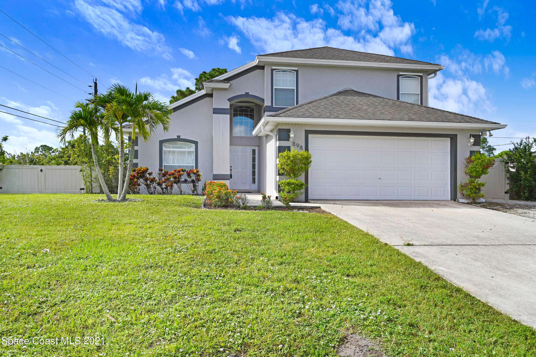 Details for 898 Cornell Street, Palm Bay, FL 32909
