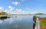 dock in canal, new seawall