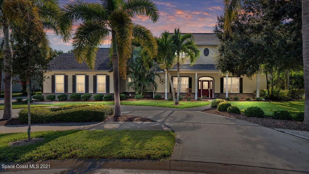 701 Carriage Lane, Merritt Island, FL 32952