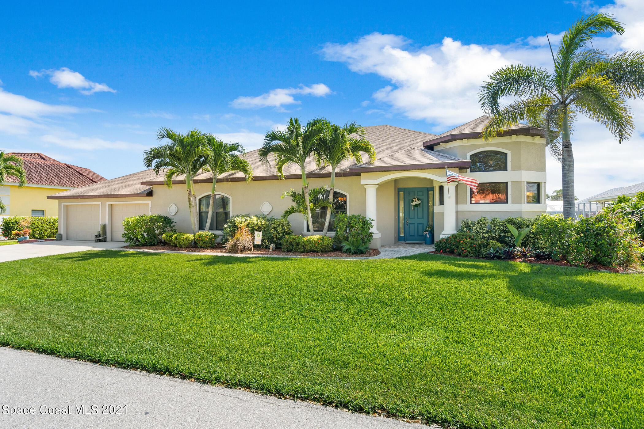 287 Arrowhead Lane, Melbourne Beach, FL 32951