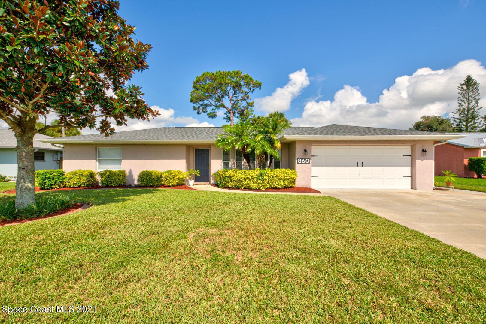 860 Croton Road, Rockledge, FL 32955
