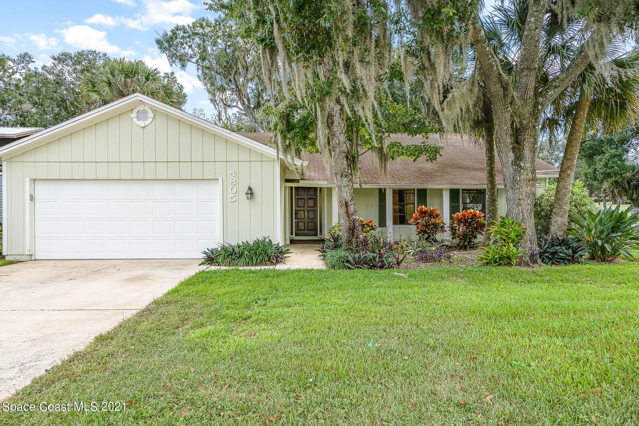 4805 Squires Drive, Titusville, FL 32796