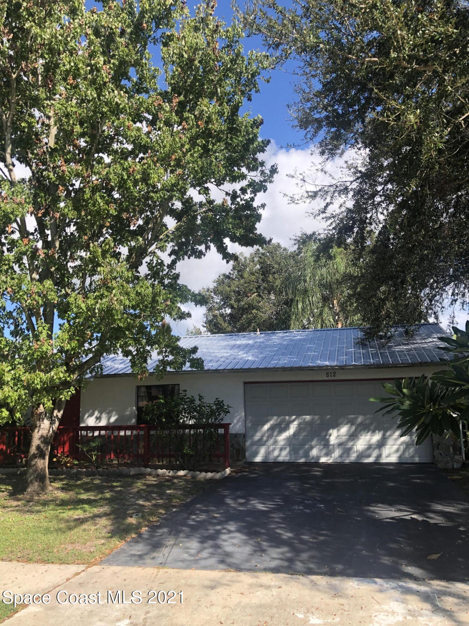 812 Jasmine Drive, Rockledge, FL 32955
