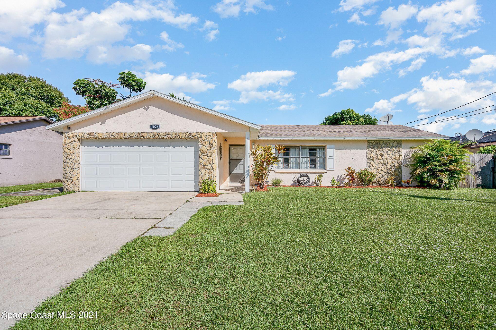1024 Sycamore Drive, Rockledge, FL 32955