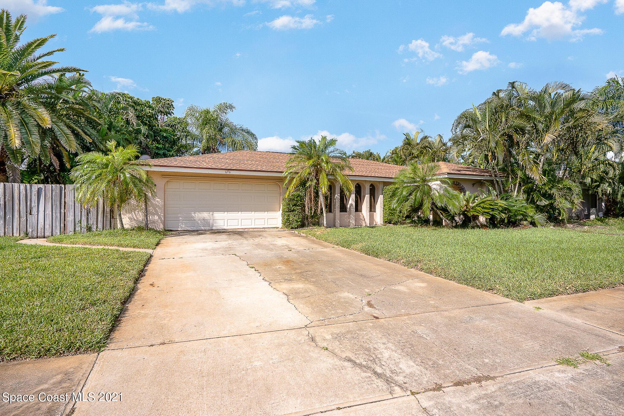 696 Caribbean Drive, Satellite Beach, FL 32937