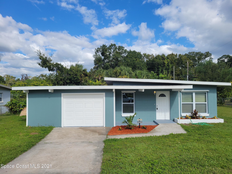 1616 Smith Drive, Titusville, FL 32780