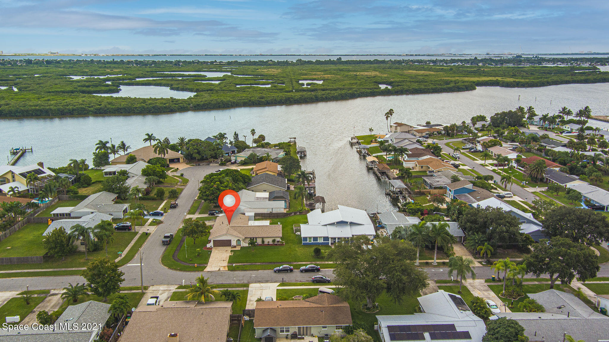 1050 New Hampton Way, Merritt Island, FL 32953