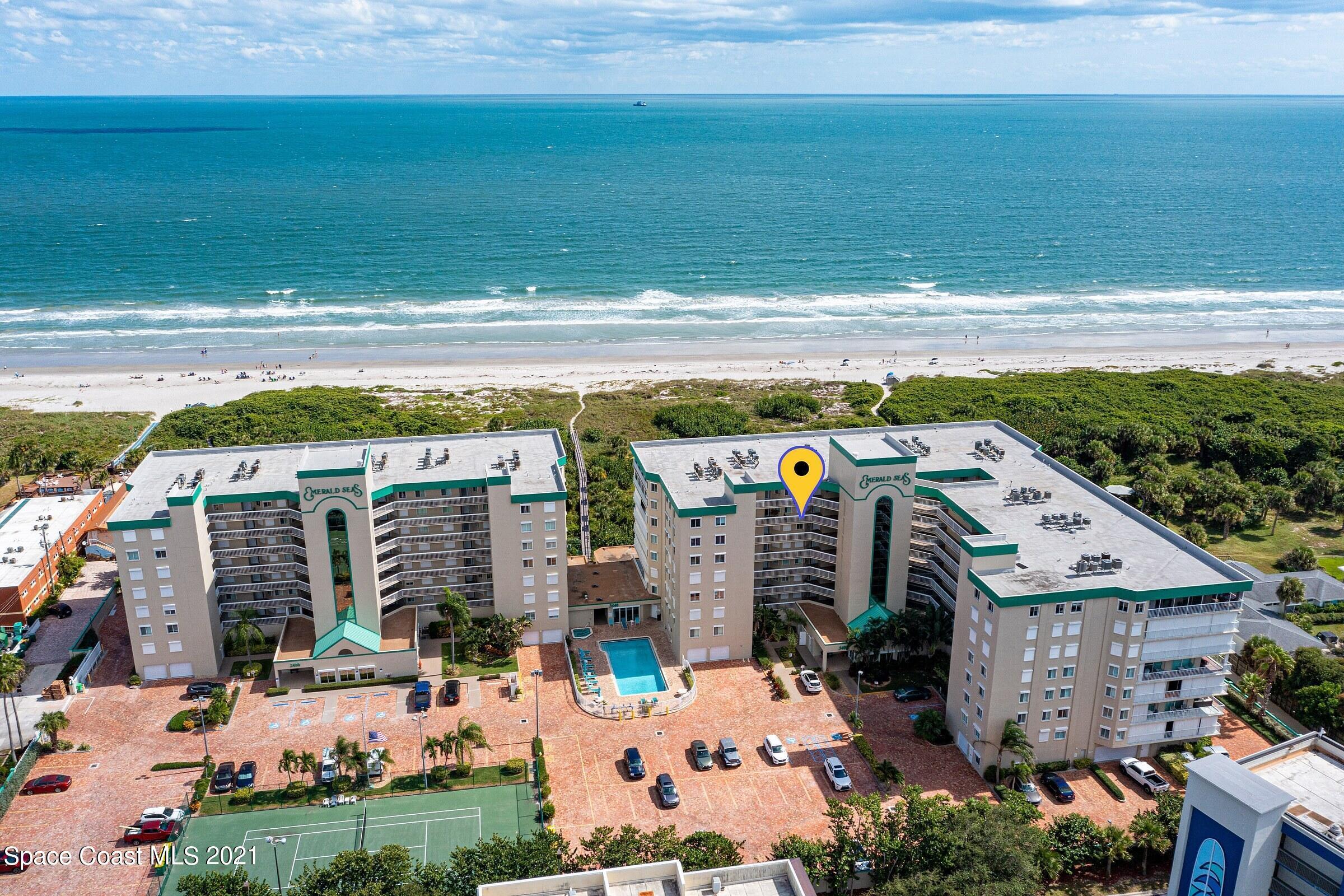 3400 Ocean Beach Boulevard 609, Cocoa Beach, FL 32931