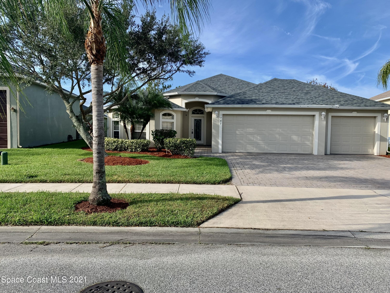 1707 Auburn Lakes Drive, Rockledge, FL 32955