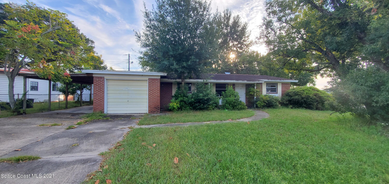 901 N Singleton Avenue, Titusville, FL 32796