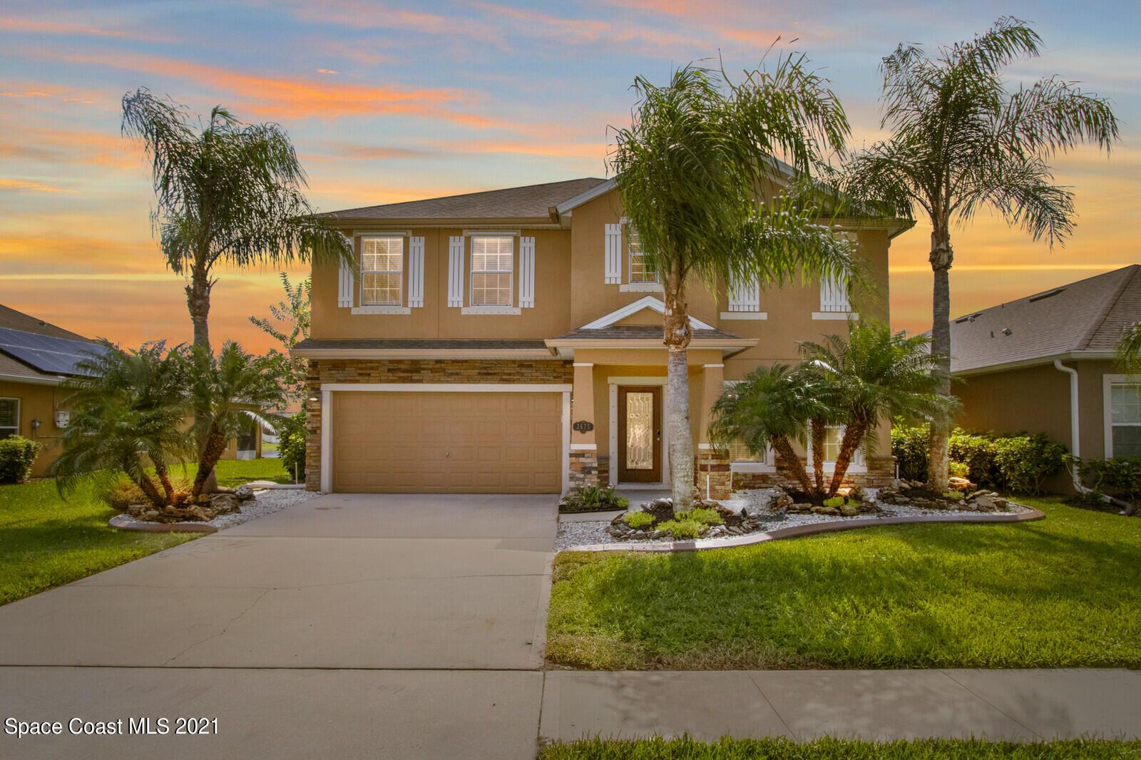 2625 Snapdragon Drive, Palm Bay, FL 32907