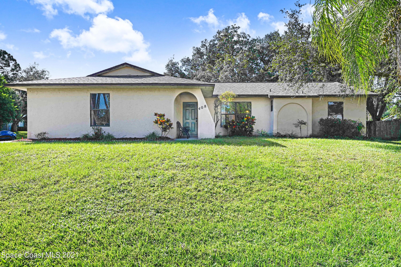 408 Stendal Road, Palm Bay, FL 32907