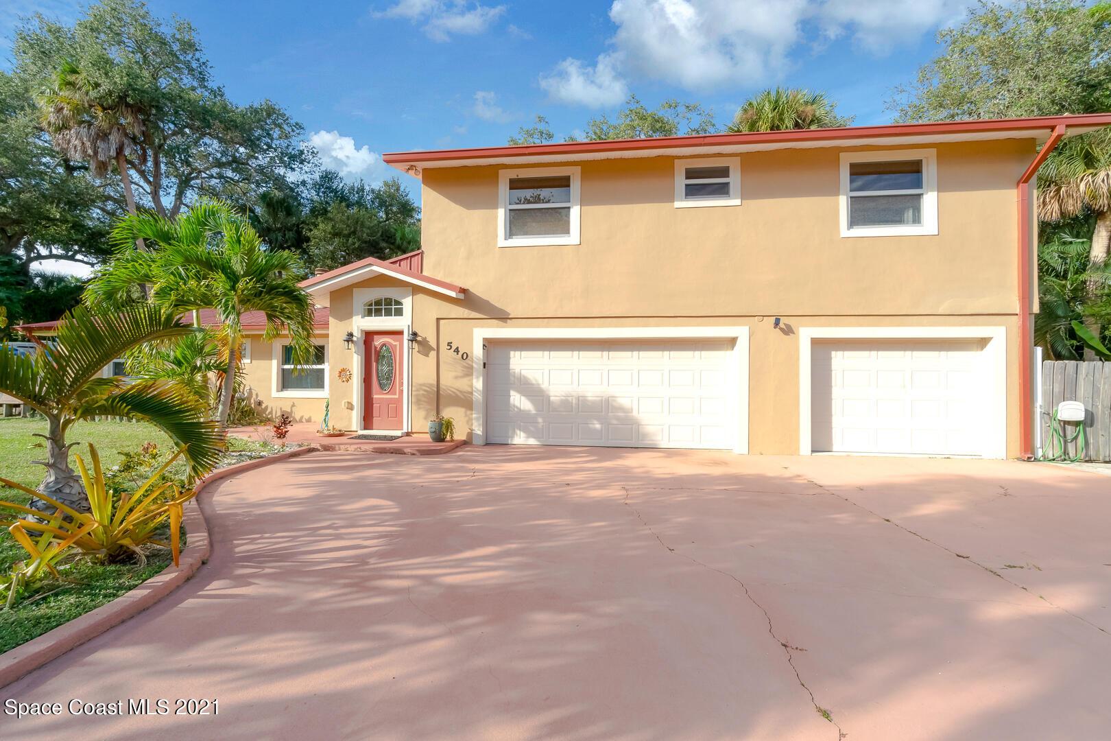 540 Heron Drive, Merritt Island, FL 32952