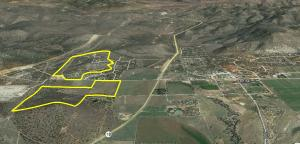 160 Acres in Central