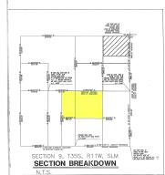 5000 N 2300 W RD, -- 60 acres near Rancho Bonita, Cedar City, UT 84721