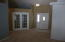 View - Living Rm to Entry / Office or 3rd Bdrm