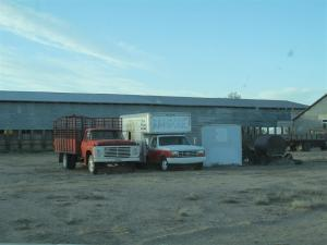 20.39 Acre with Haybarn, Shop Water Right, Milford, UT 84751