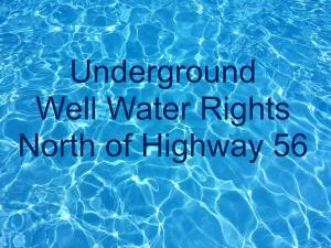 2 Ac-Ft Water Right # 73-2401, Cedar City, UT 84720