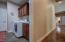 Laundry and Hallway