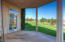 Lower Covered Porch Views