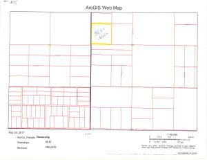 39.37 acre T34S R16W, Sec 18, Beryl, UT 84714