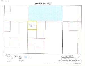 40 acre T34S R14W, Sec 12, Beryl, UT 84714