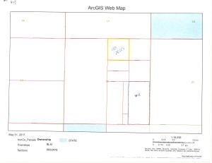 40 acre T33S R16W, Sec 20, Beryl, UT 84714