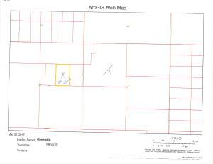 23 acre T34S R16W, Sec 10, Beryl, UT 84714