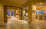 Professionally remodeled - Wet Bar, Custom Wood/Metal Art Cove with Shelving.