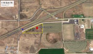 6.76 Acres N I-15 Exit 75, Parowan, UT 84761