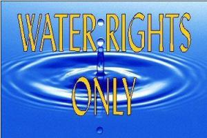 1 Ac/Ft Water Rights # 71-3336, Milford, UT 84751