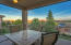Intimate outdoor living with stunning views of Zion & Warner Valley
