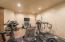 Large Fitness Room - Lower Level