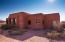 Captivating Iconic Santa Fe style home north west angle