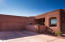 Captivating Iconic Santa Fe style home north east angle
