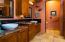 Captivating Iconic Santa Fe style home master bathroom